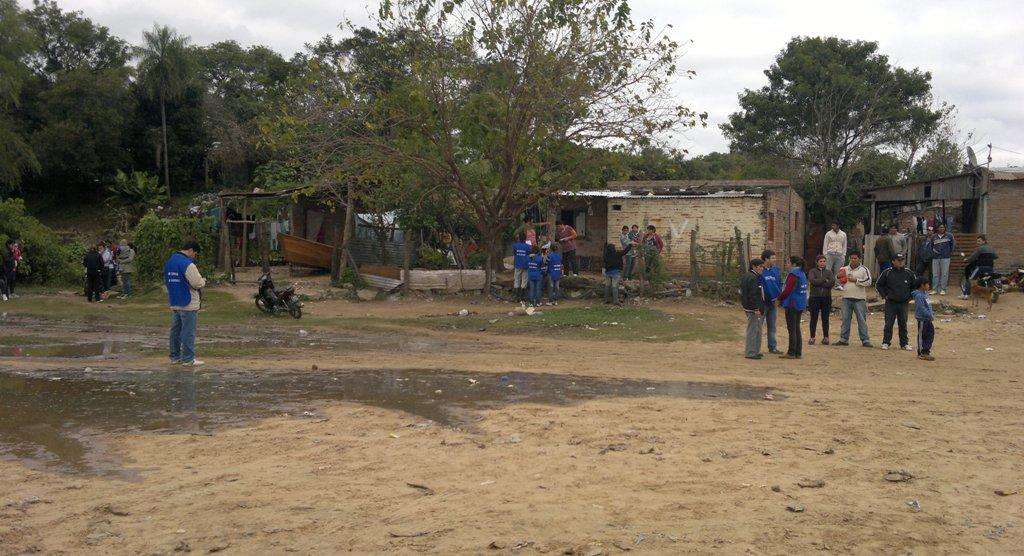 Barrio Seminario, Itati - Corrientes