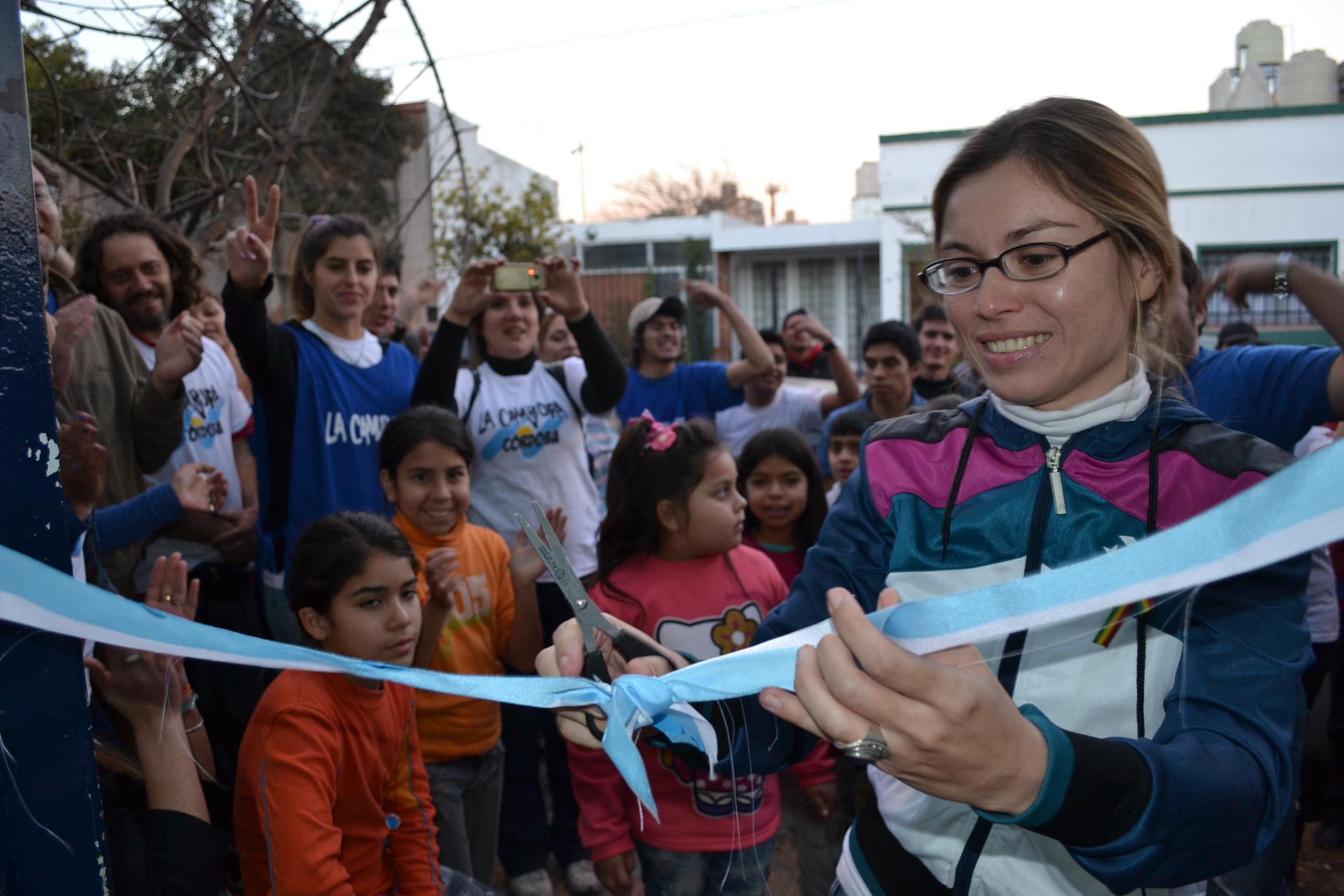 "Inauguracion de UB ""Pueblo Güemes"""
