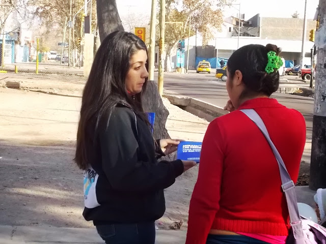 Mirar para Cuidar en Mendoza