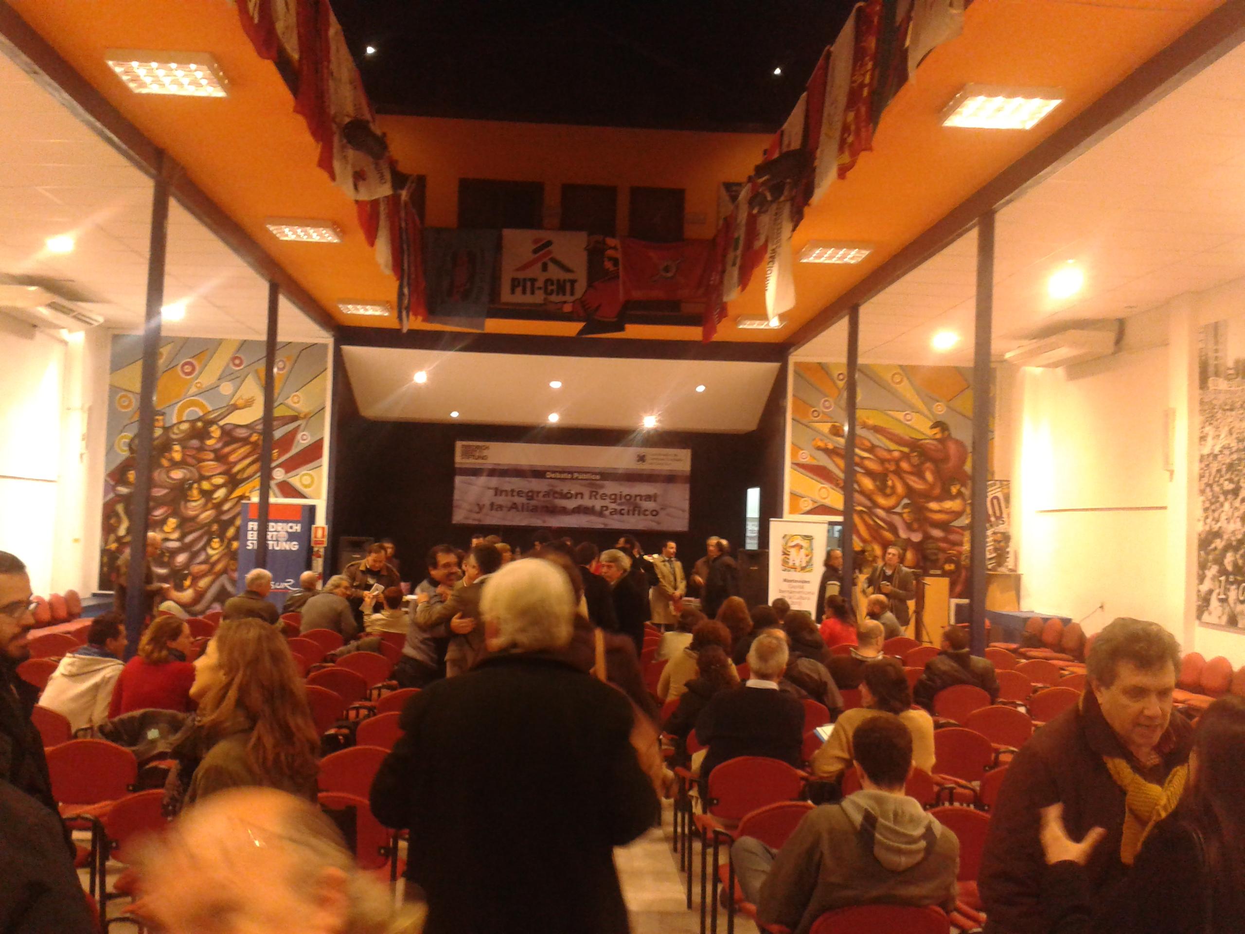 XV Cumbre Social del MERCOSUR - Montevideo 2013