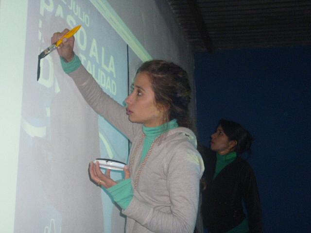 Homenaje a Evita en Jujuy
