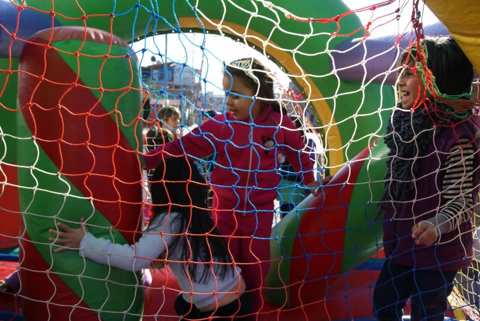 Festival Solidario por el Día del Niño en la Villa 21-24