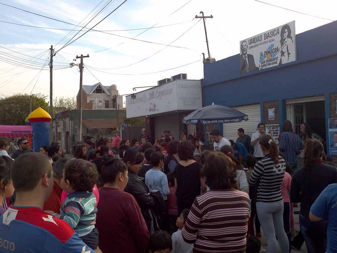 San Rafael - San Fernando