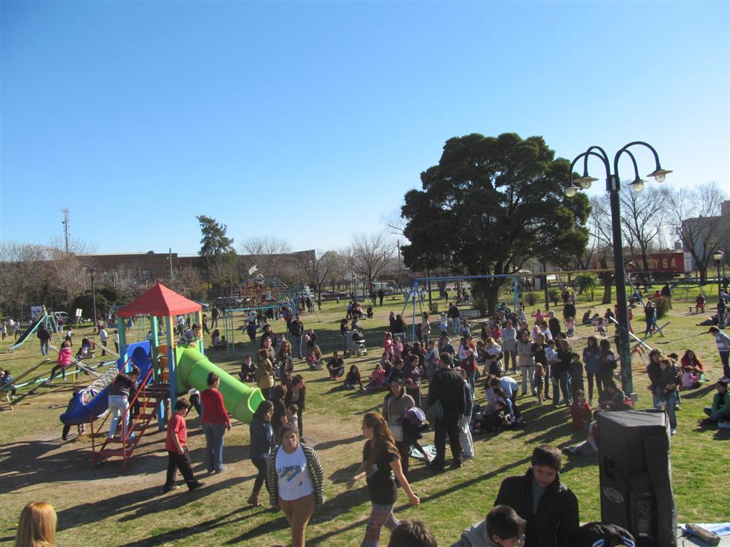 Parque Infantil - Chivilcoy