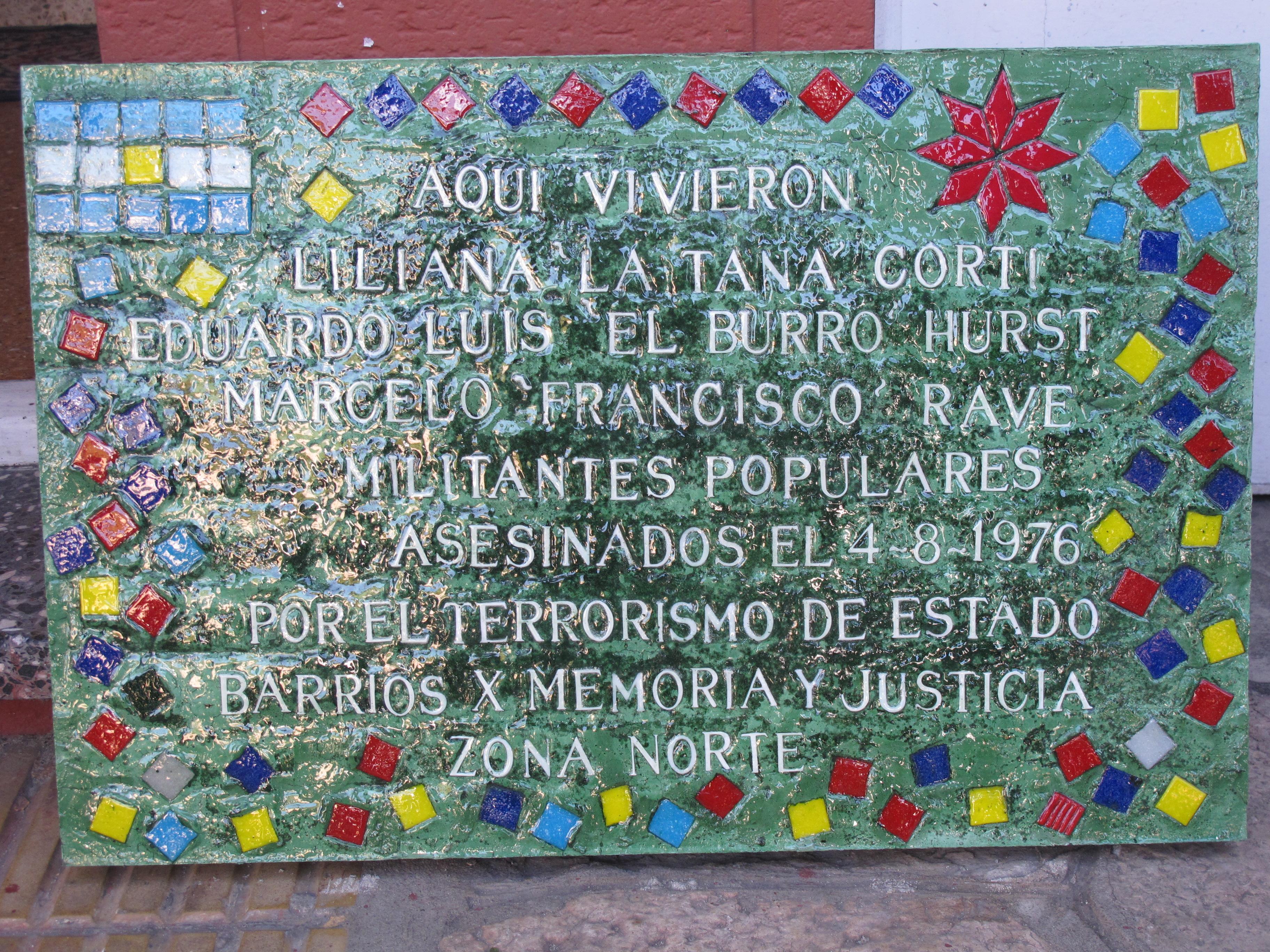 San Isidro tiene memoria