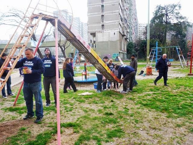 Jornada solidaria en Lugano 1 y 2