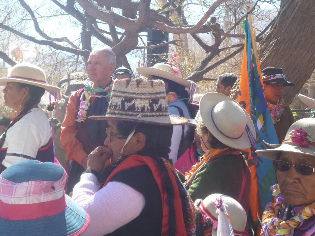 Día de la Pachamama en Jujuy