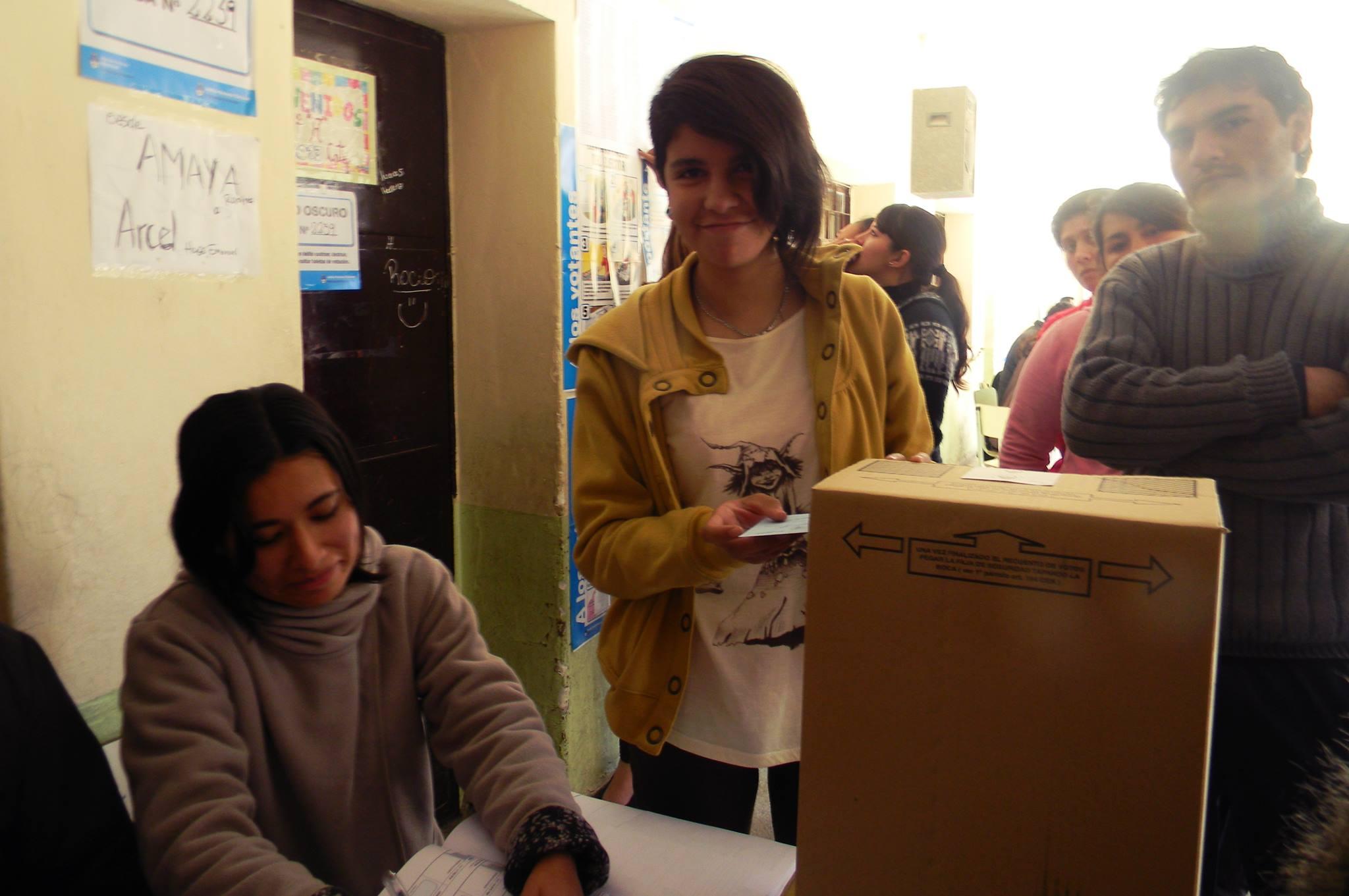 Primer voto de Paula, Tucuman