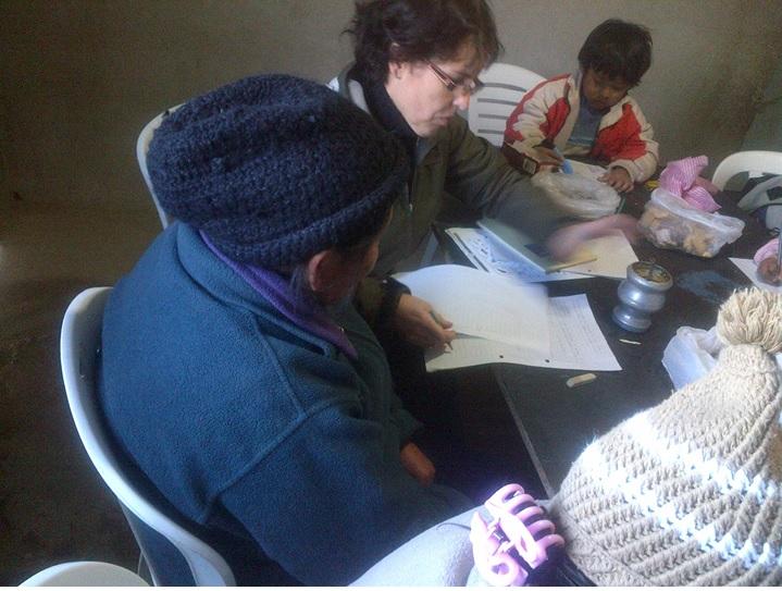 Alfabetizacion para adultos, Puerto Madryn - Chubut