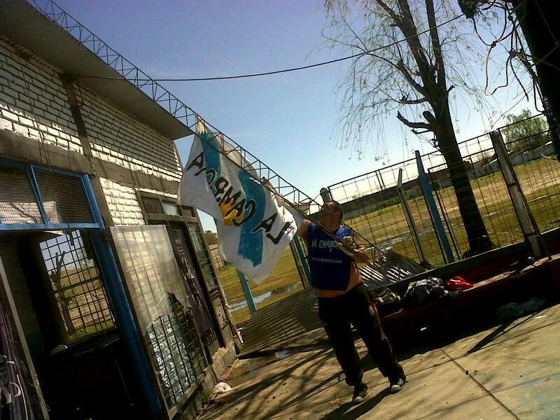 Jornada solidaria en Villa Corina