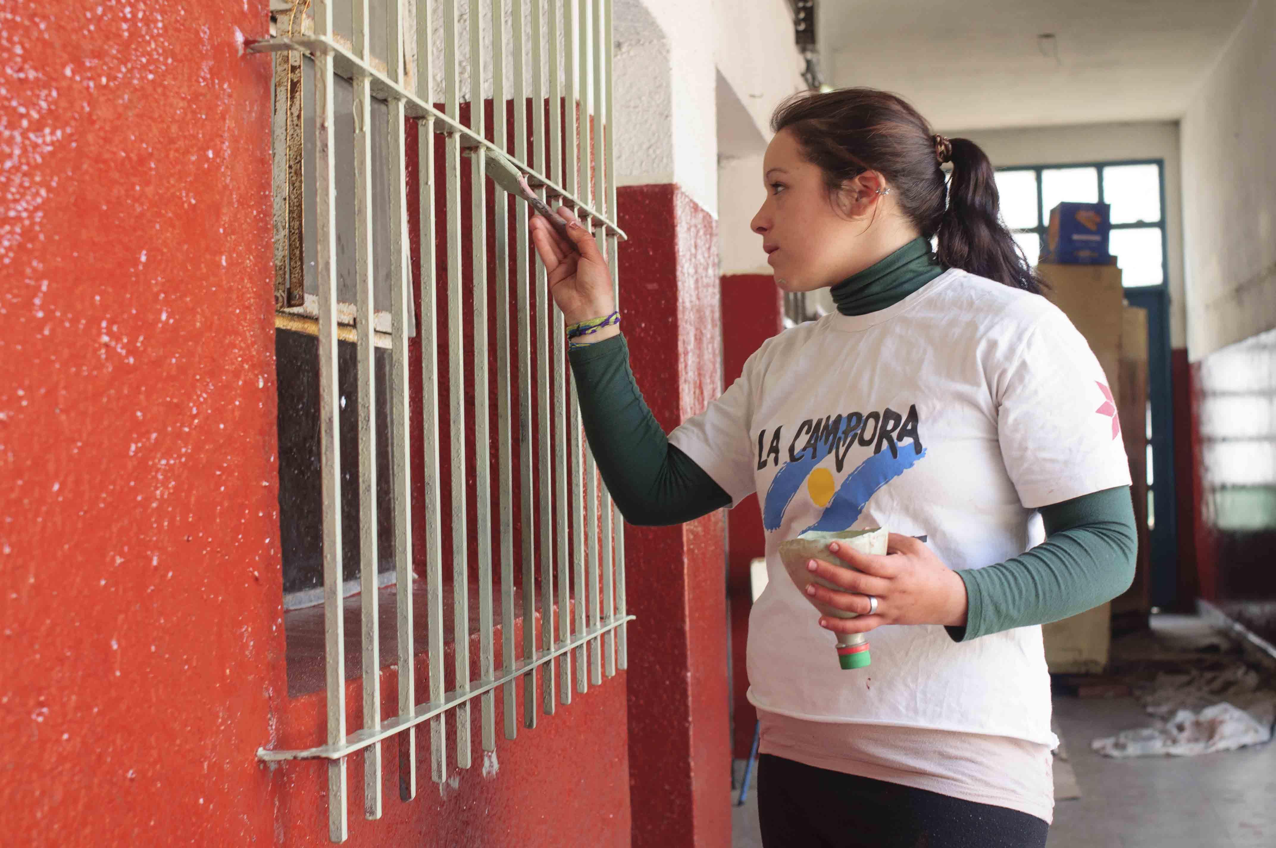Unidos y solidarios en San Vicente