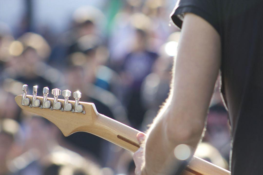 Recital por la Ley de la Musica