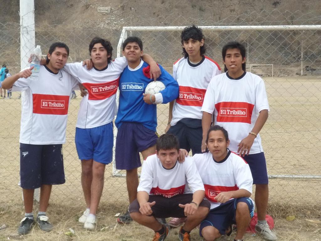 Torneo relampago de futbol, San Salvador de Jujuy