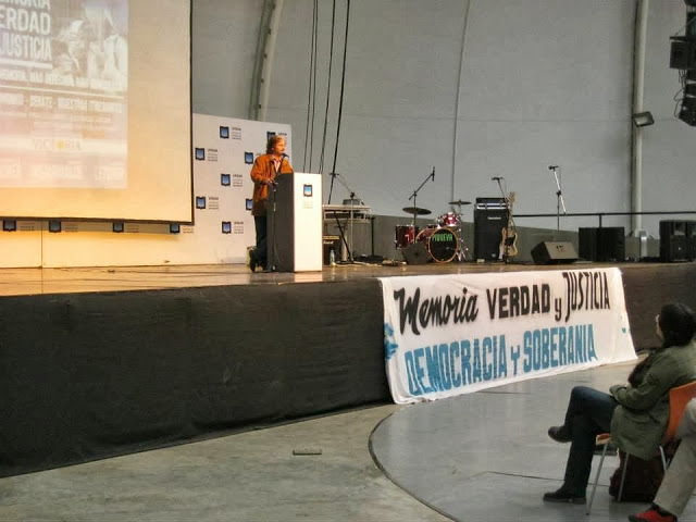 Memoria verdad y justicia en San Martin