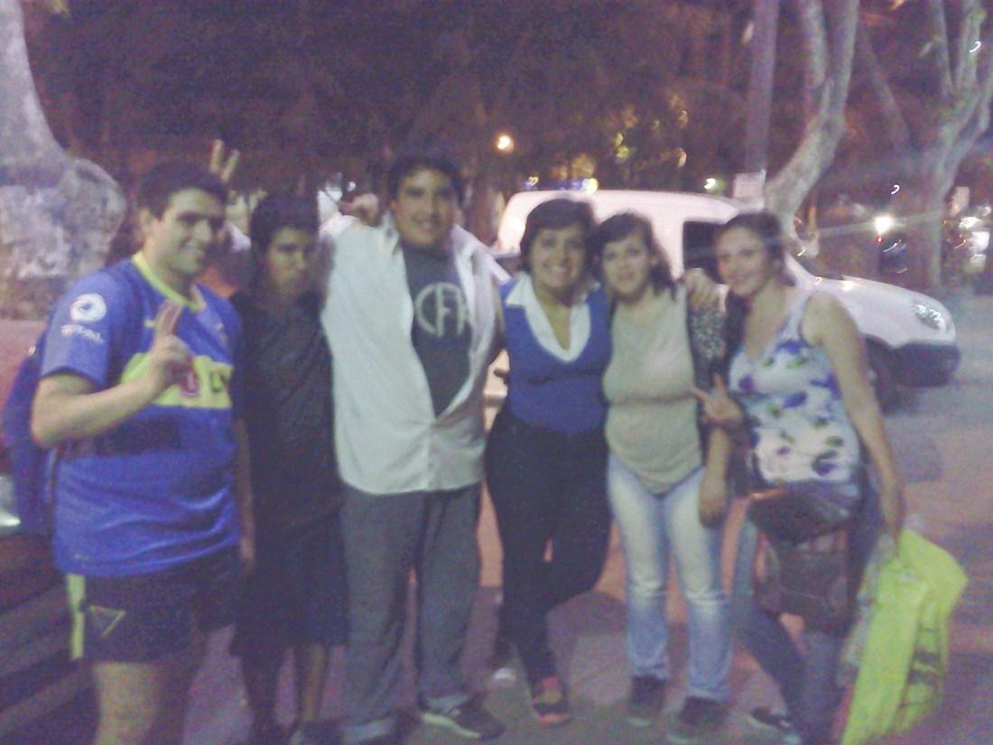 La Patria se hizo joven en Varela