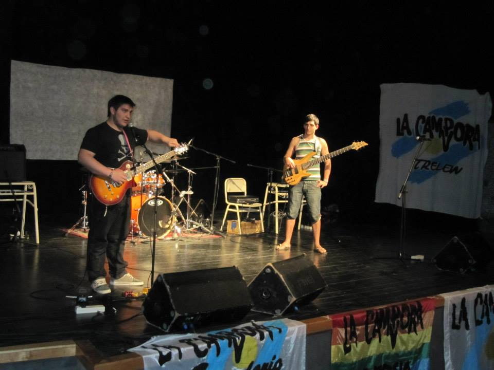 Trelew Chubut y la musica