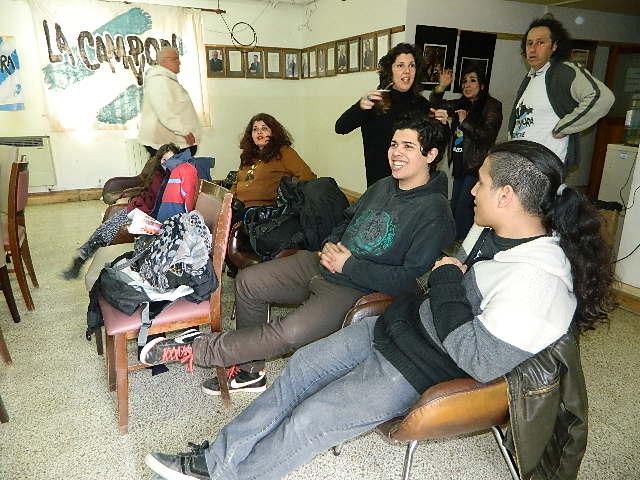Rio Negro cine debate