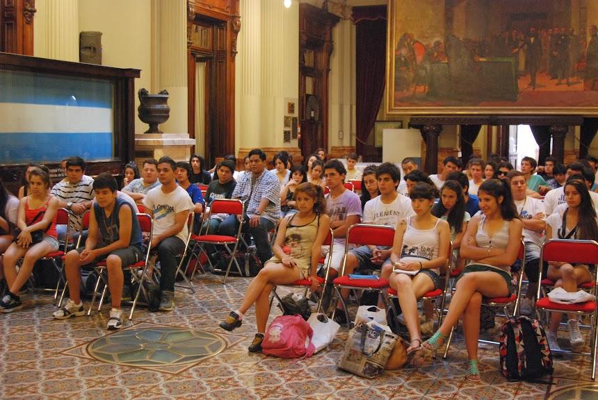 1er Encuentro de Representantes de Centros de Estudiantes