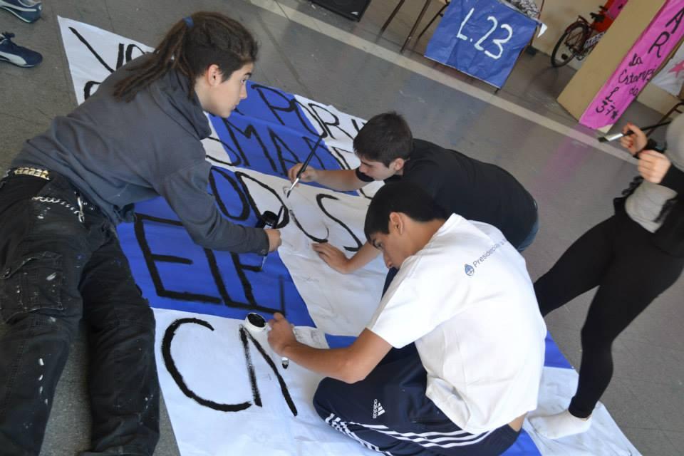 El kirchnerismo gano las elecciones del Centro de Estudiantes del Mariano Acosta