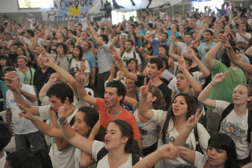 Plenario de CABA: Miles de militantes organizados para transformar!