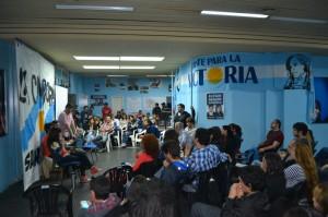 Santa Cruz - Rio Gallegos - Plenario cierre 2013 08