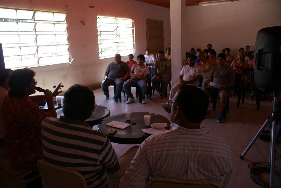 Corrientes: Unidos y Organizados por la cultura