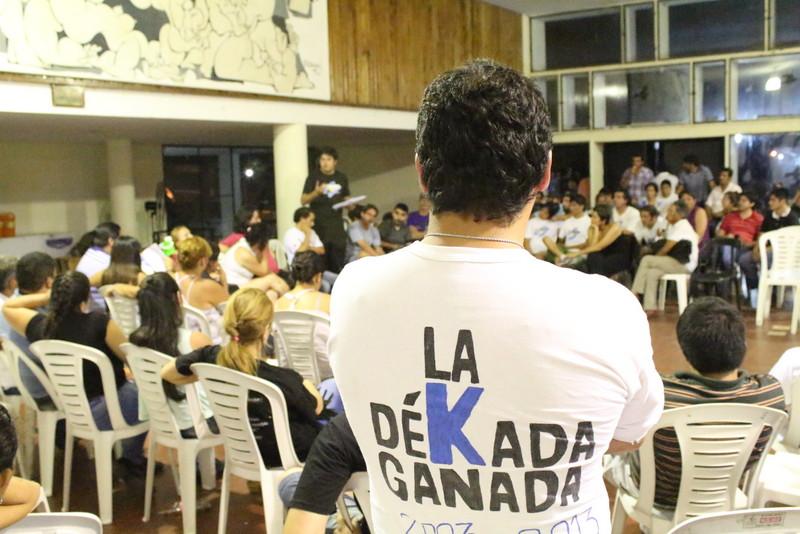 Plenario provincial en Horco Molle