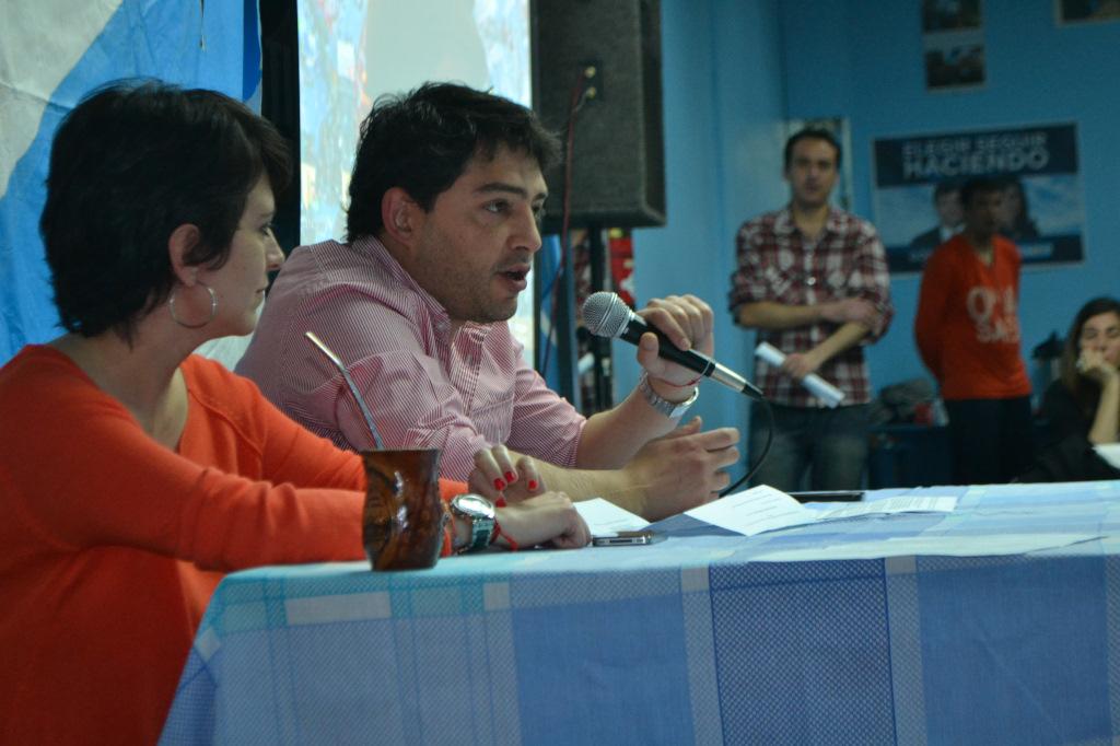 Plenario de Santa Cruz en Río Gallegos