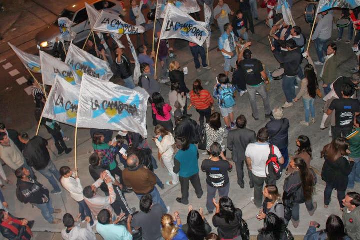 Lucila Révora vive en cada militante del proyecto nacional