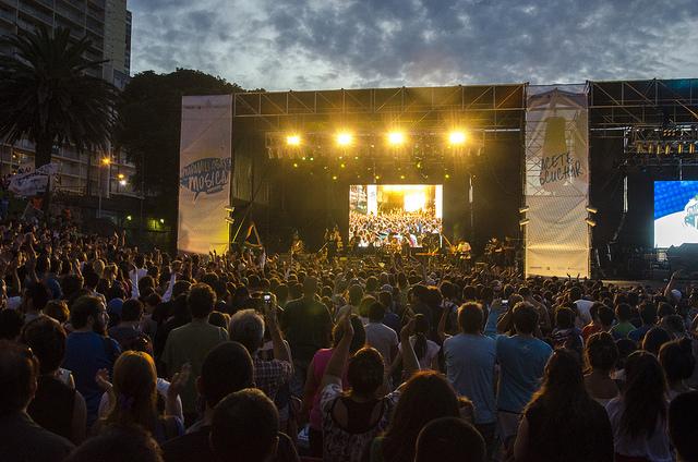 Cultura: plenario nacional y fiesta popular