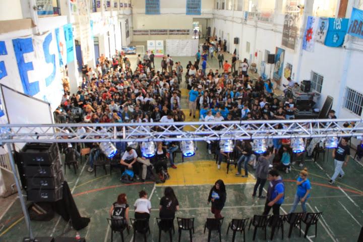 Encuentro de Secundarios por la implementación de la ley de Centros de Estudiantes: Los pibes son el presente y el futuro