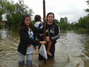 Corrientes-SanLuisdel Palmar-Inundaciones-20marzo2014