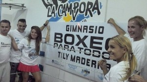 Gimnasion Boxeo para Todos