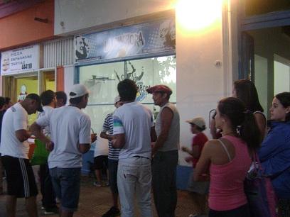 Escuela de Boxeo en Las Flores