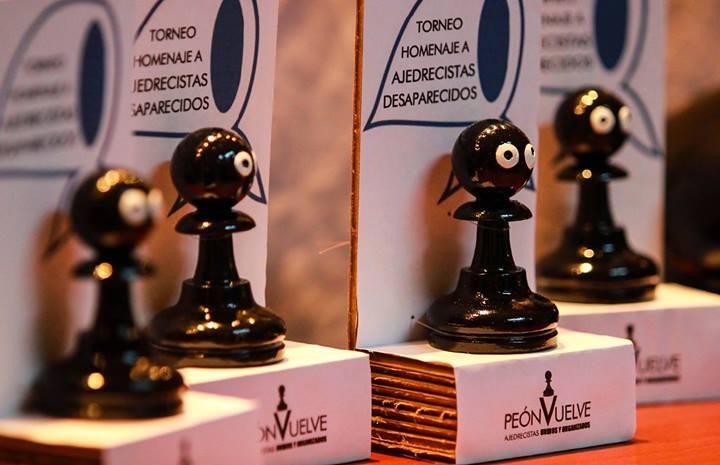 Ni un paso atrás: torneo de ajedrez