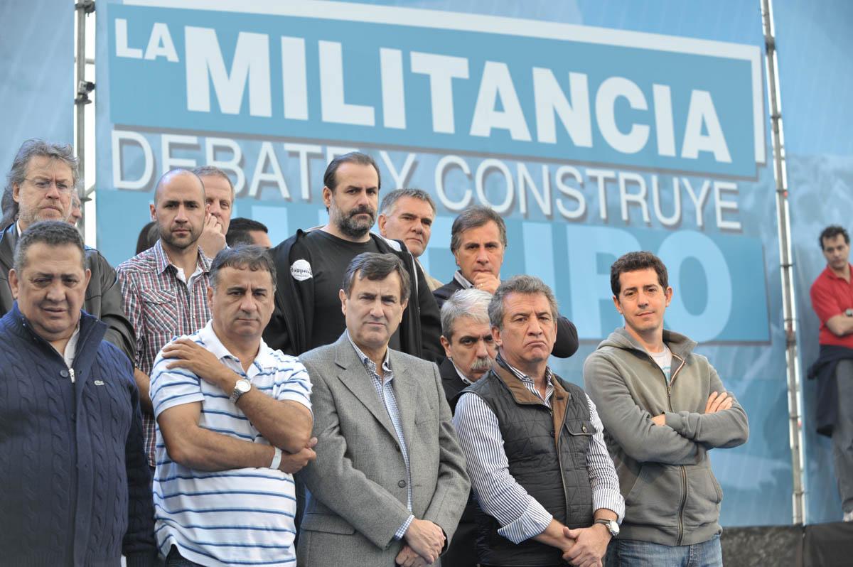 La militancia debate y construye futuro