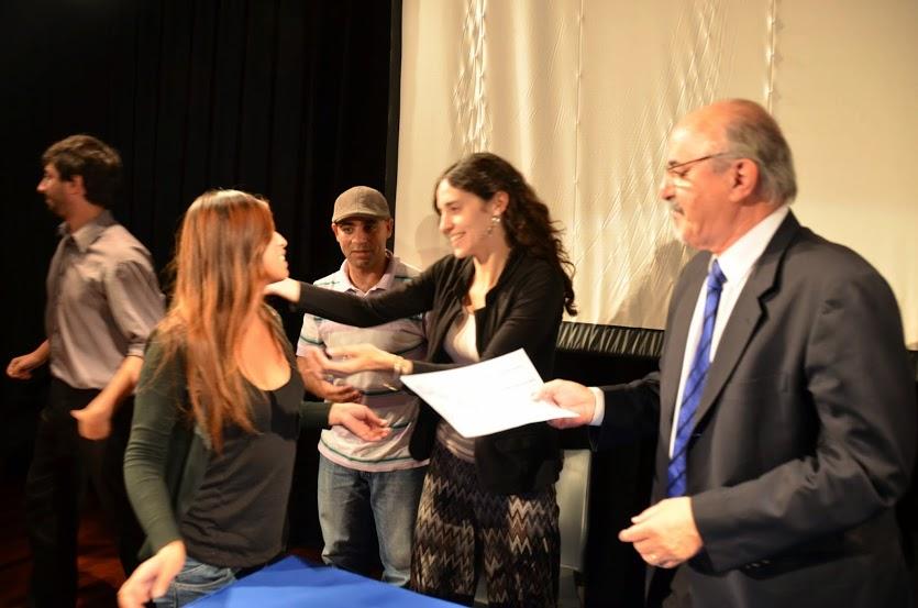 Entrega de Certificados de Promotores Territoriales