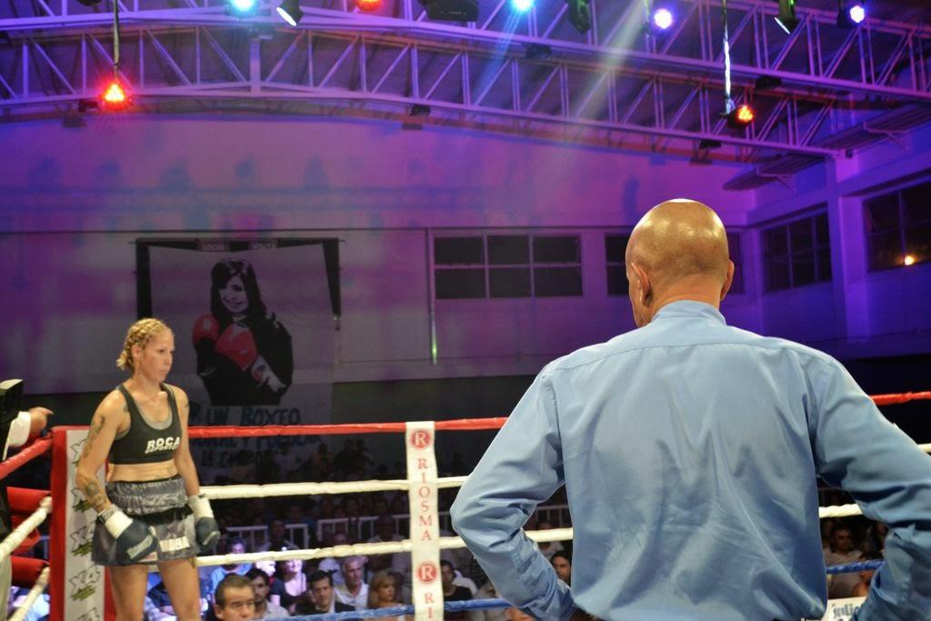 Boxeo en Florencio Varela