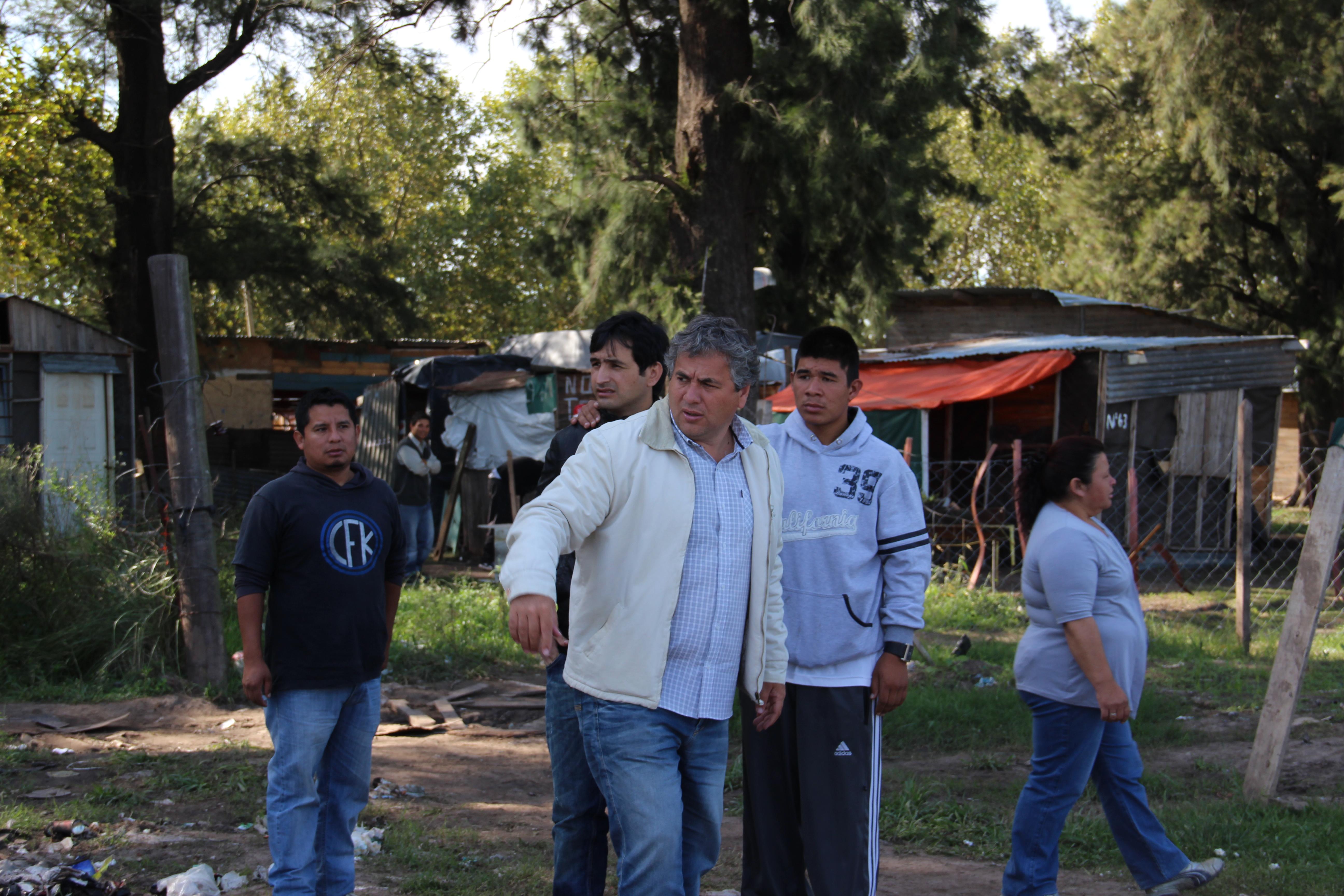 Jornadas en Florencio Varela