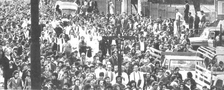 En el destino eterno de la historia, Padre Carlos Mugica