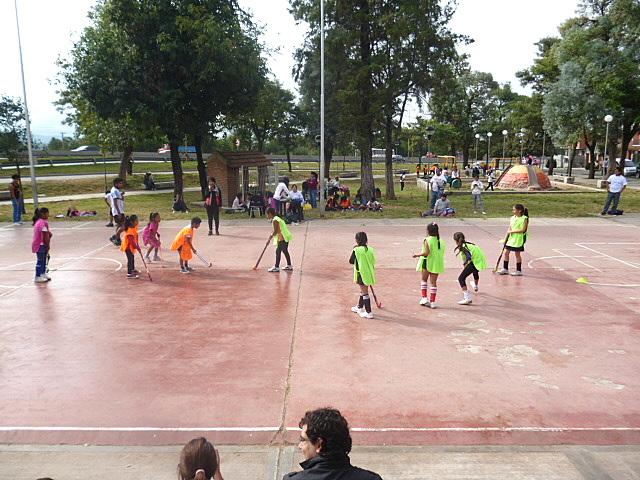 Torneo de Hockey en Jujuy
