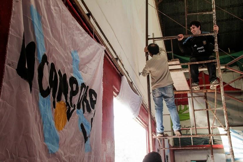 Jornada solidaria en La Plata