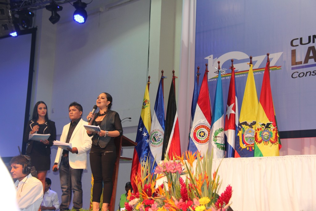 Cumbre Juvenil Latinoamericana