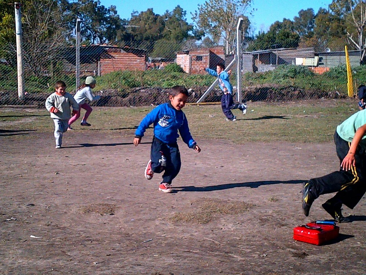 Juegos y deporte en Villa Elvira