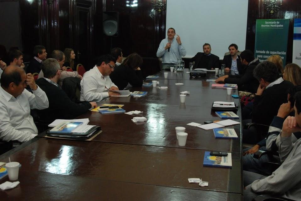 Tercer encuentro Nacional de concejales