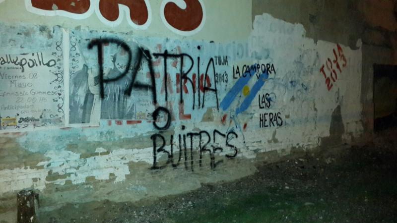SANTA CRUZ Las Heras