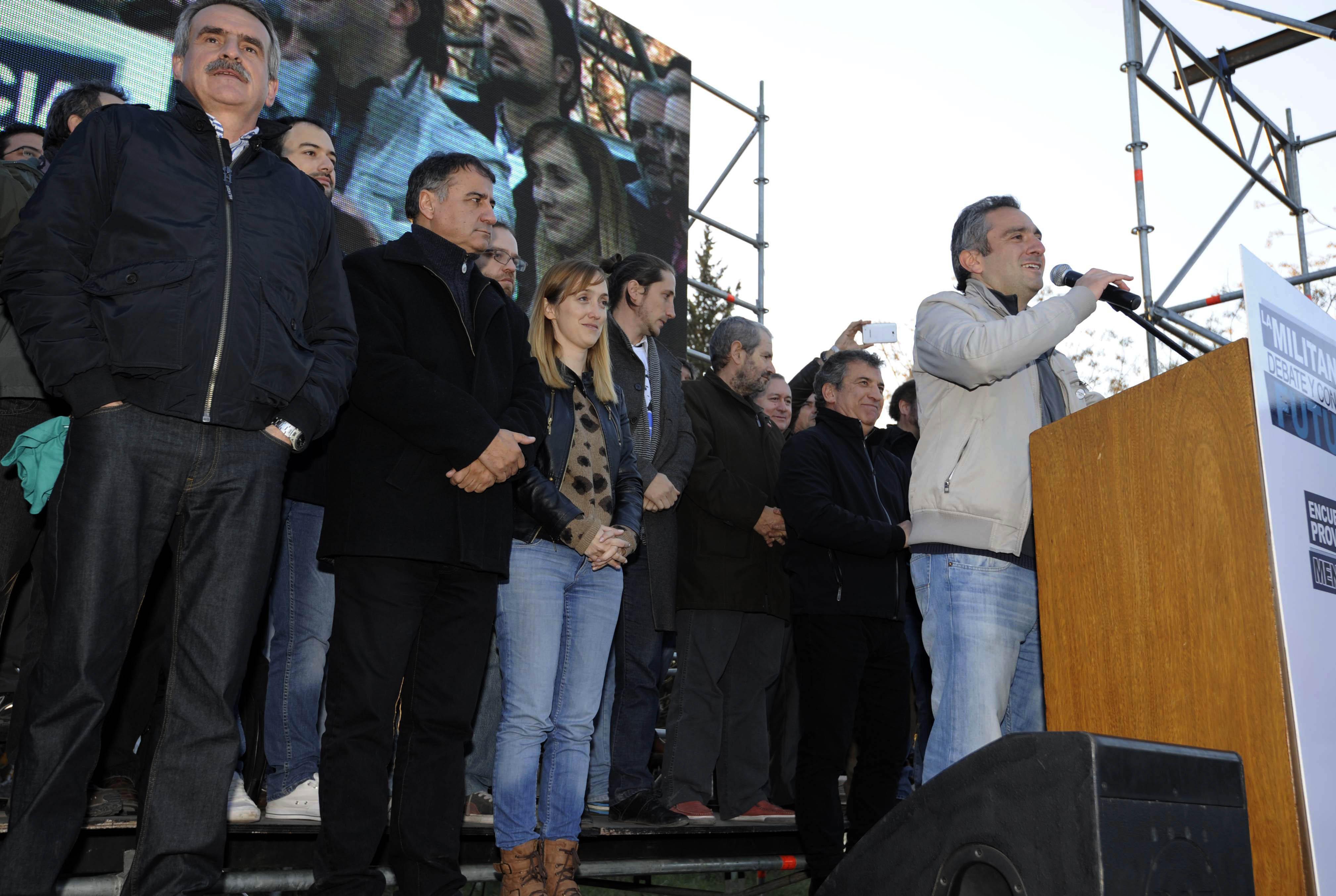 Encuentro Militante Mendoza