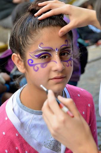 Los militantes de La Cámpora en la Ciudad festejaron junto a los más pequeños