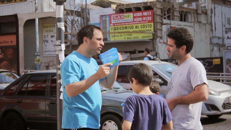 Volanteando la Justicia del Consumidor en la Ciudad
