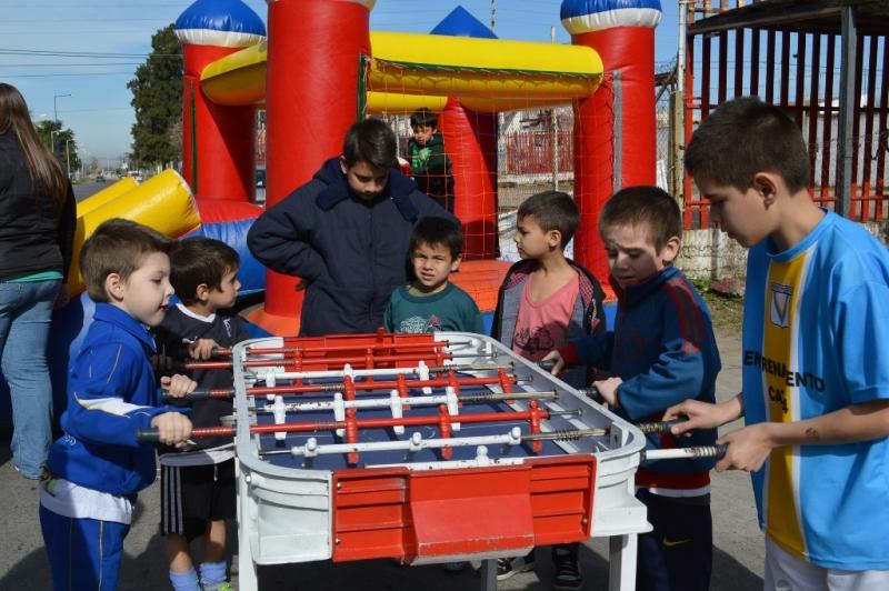 AVELLANEDA - Día del niño en Club Juan Cruz Varela (15)